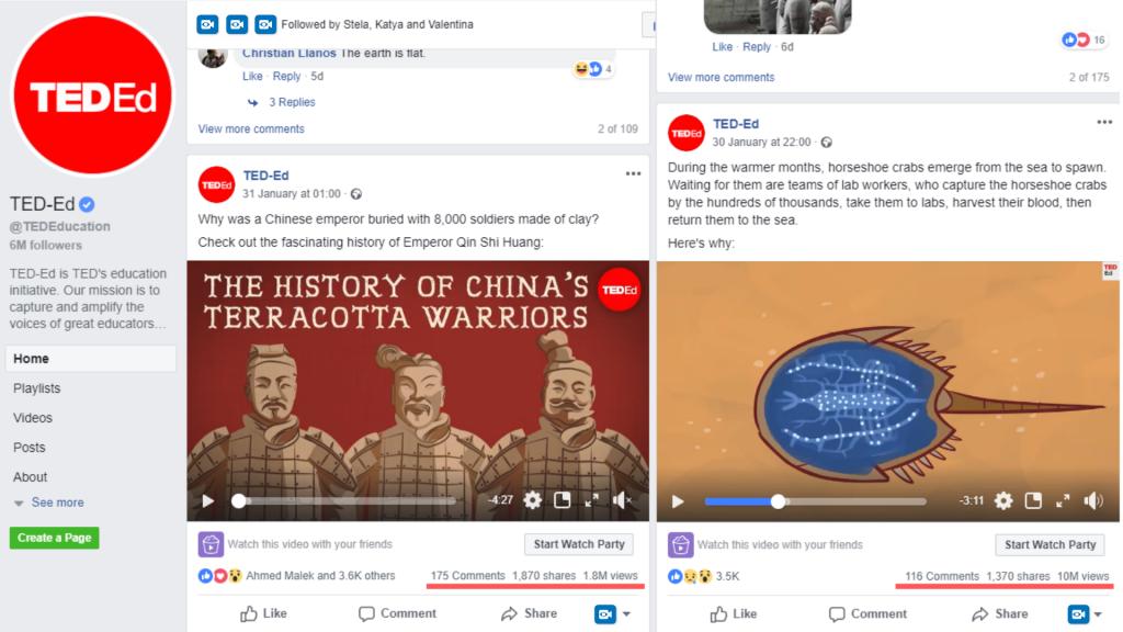 Buying Facebook Views