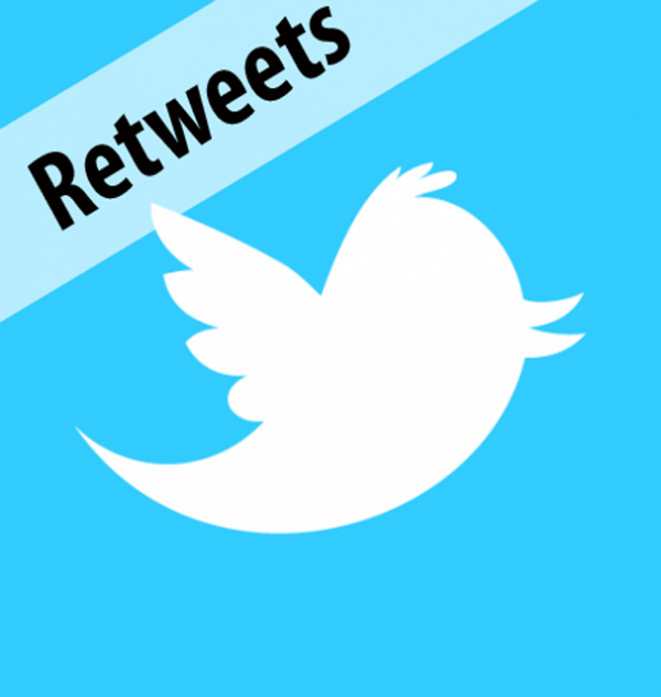 retweets 600x633 - Buy Twitter Retweets - Real High Quality